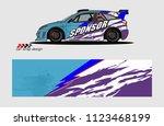 car graphic background vector.... | Shutterstock .eps vector #1123468199