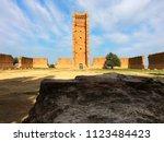 el mansourah  tlemcen  algeria  ...   Shutterstock . vector #1123484423