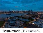 june 3  2018   new york  new... | Shutterstock . vector #1123508378