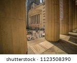 june 7  2018   new york  new... | Shutterstock . vector #1123508390