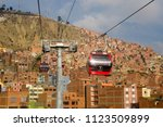la paz  bolivia  sep 19  2016 ... | Shutterstock . vector #1123509899