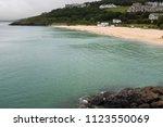 st ives  england   june 18  the ...   Shutterstock . vector #1123550069