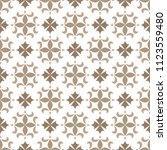 decorative tiles vector... | Shutterstock .eps vector #1123559480