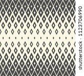 seamless halftone design.... | Shutterstock .eps vector #1123706990