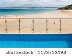 st ives  england   june 18 ...   Shutterstock . vector #1123723193