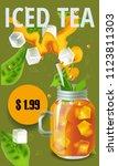 vector illustration design... | Shutterstock .eps vector #1123811303