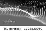 vector abstract monochrome...