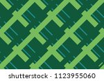 green stripe background.... | Shutterstock .eps vector #1123955060