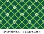 green stripe background.... | Shutterstock .eps vector #1123956254