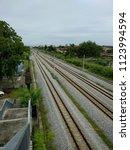 Small photo of the main rail way