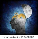raster collage illustration of... | Shutterstock . vector #112400786