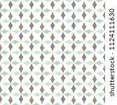ornamental star tiles seamless... | Shutterstock .eps vector #1124111630