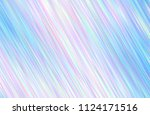geometric pattern with slanted... | Shutterstock .eps vector #1124171516
