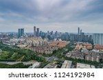 nanjing  china   on june 27... | Shutterstock . vector #1124192984