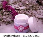 cosmetics  hand cream   Shutterstock . vector #1124272553