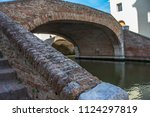 comacchio. italy. 26th may 2018.... | Shutterstock . vector #1124297819