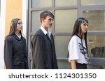 milan  italy   june 16 ... | Shutterstock . vector #1124301350