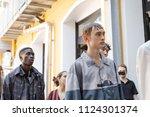 milan  italy   june 16 ... | Shutterstock . vector #1124301374