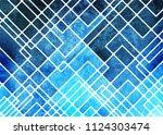 abstract geometric grunge... | Shutterstock . vector #1124303474