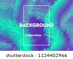 colorful abstract liquid and... | Shutterstock .eps vector #1124402966