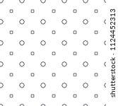geometric ornamental vector...   Shutterstock .eps vector #1124452313