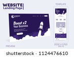 boost business website landing...