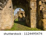 Archway In Ruined Abbey