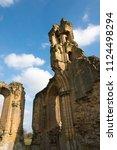 Ruins   Byland Abbey  England