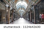 leeds  uk   june 26  2018 ... | Shutterstock . vector #1124642630