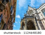 picture of the latin school and ...   Shutterstock . vector #1124648180