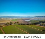 bay area aerial images santa... | Shutterstock . vector #1124649323