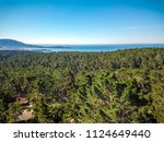 bay area aerial images santa... | Shutterstock . vector #1124649440