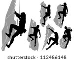vector collection of... | Shutterstock .eps vector #112486148