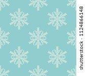 seamless vector decorative... | Shutterstock .eps vector #1124866148