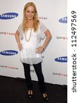 "Small photo of Taryn Manning at Samsung and Sprint ""The Upstage"" Country Club. Private Location, Beverly Hills, CA. 04-15-07"