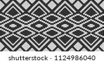 abstract seamless pattern of... | Shutterstock .eps vector #1124986040
