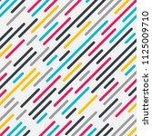 seamless parallel diagonal... | Shutterstock .eps vector #1125009710