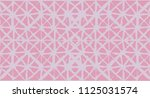 baby pink  blue  turquoise ink... | Shutterstock .eps vector #1125031574