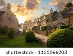 Bourton On The Hill Village...