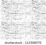 brush texture | Shutterstock .eps vector #112508570
