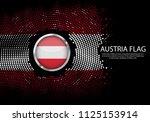 background halftone gradient... | Shutterstock .eps vector #1125153914