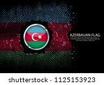 background halftone gradient... | Shutterstock .eps vector #1125153923