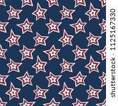 seamless abstract vector...   Shutterstock .eps vector #1125167330