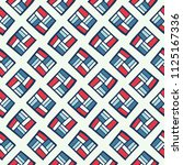 seamless abstract vector...   Shutterstock .eps vector #1125167336