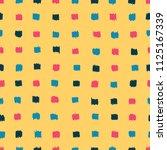 seamless abstract vector... | Shutterstock .eps vector #1125167339