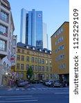 frankfurt am main  germany  9... | Shutterstock . vector #1125229109