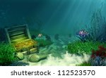 Sunken Treasure Chest