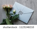 flat lay stylish mockup photo... | Shutterstock . vector #1125248210