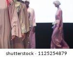 fashion show  catwalk event ... | Shutterstock . vector #1125254879