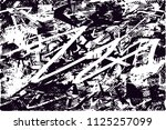 distressed background in black... | Shutterstock .eps vector #1125257099